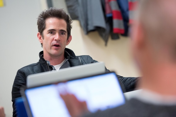 Tony winner Andy Blankenbuehler