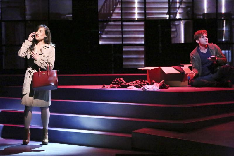 BWW Review: An Elegant Revival of THE LAST FIVE YEARS Soars in La Mirada