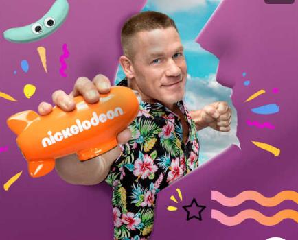 Wwe Superstar John Cena To Host Nickelodeons 2017 Kids Choice Awards 3...
