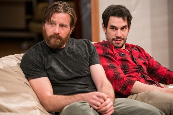 Brian Slaten (Matt) and Ryan Hallahan (Drew) Photo