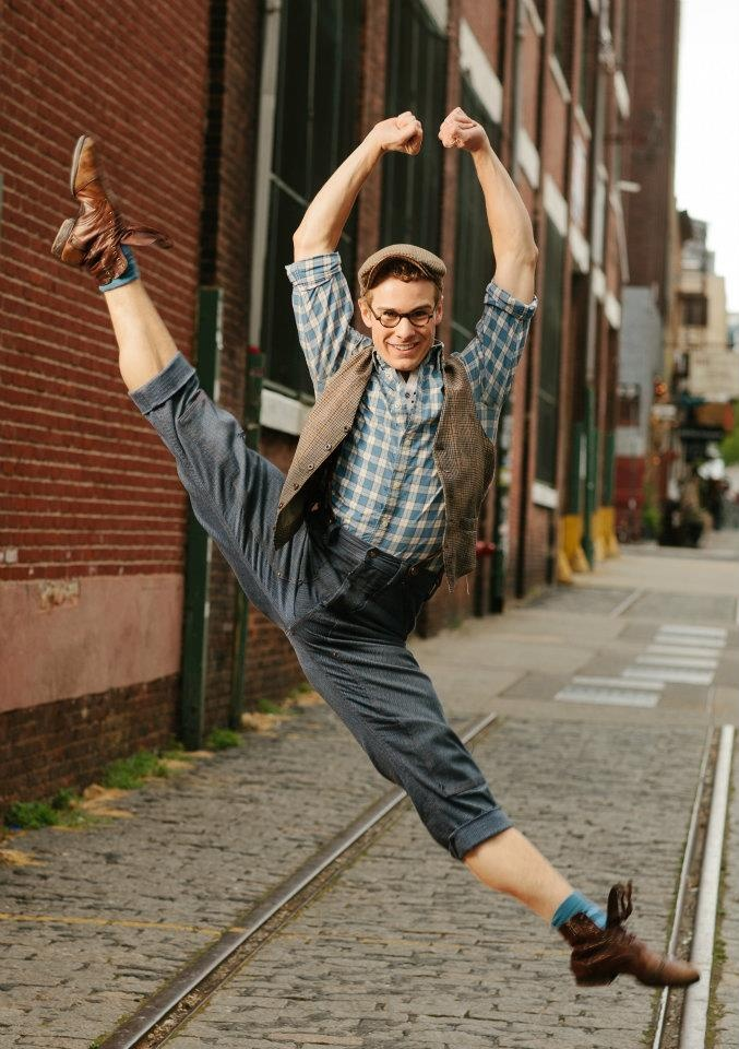 BWW Interview: Ryan Steele of AN AMERICAN IN PARIS at Music Hall At Fair Park