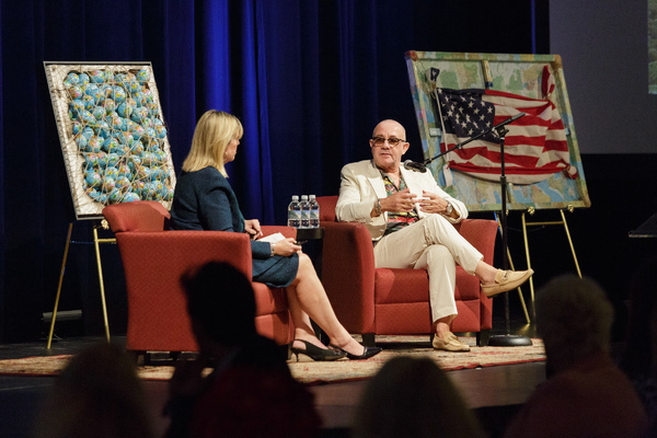 Photo Flash: Cultural Council of Palm Beach County Holds Special Spotlight Luncheon Featuring Bernie Taupin