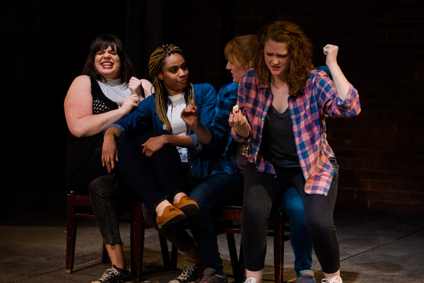 Photo Flash: 7th Annual CHICAGO ONE-MINUTE PLAY FESTIVAL To Be Held 2/21