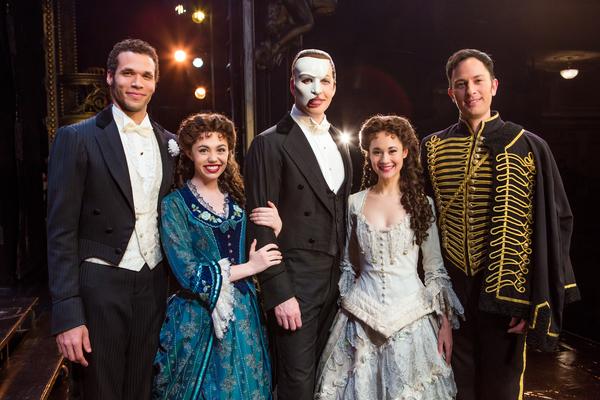 Photo Flash: THE PHANTOM OF THE OPERA Celebrates 29 Years on Broadway Tonight