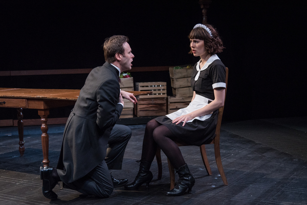 Photos: First Look at RING TWICE FOR MIRANDA Off-Broadway