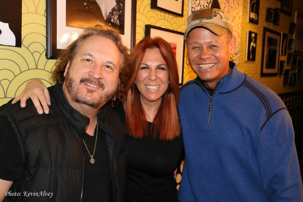 Gary Burr, Victoria Shaw and Neal McCoy