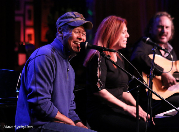 Neal McCoy, Victoria Shaw and Gary Burr