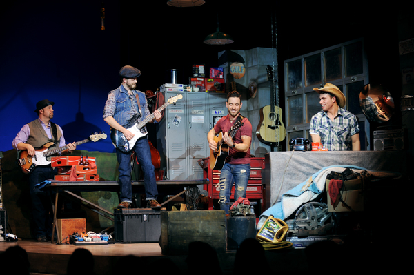 Photo Flash: First Look at PUMP BOYS & DINETTES, Opening Tonight at Pittsburgh CLO