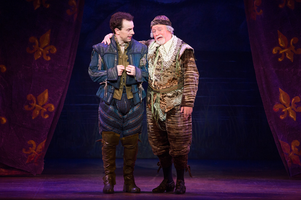 Rob McClure and Jeff Brooks