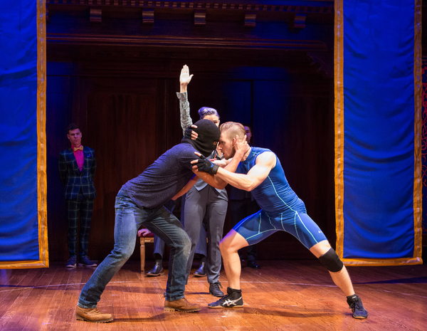 Photo Flash: First Look at Folger Theatre's AS YOU LIKE IT, Featuring Original Songs by Heather Christian