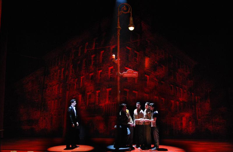 Broadway By Design: Beowulf Boritt & William Ivey Long Bring A BRONX TALE from Page to Stage