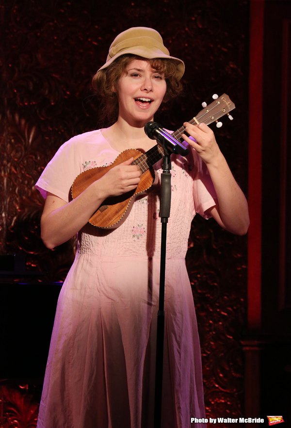 Photo Coverage: Nellie McKay Previews A GIRL NAMED BILL at Feinstein's/54 Below