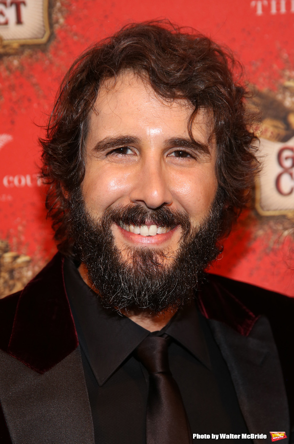 Josh Groban to Release Original Song 'Evermore' from Disney's BEAUTY AND THE BEAST Soundtrack