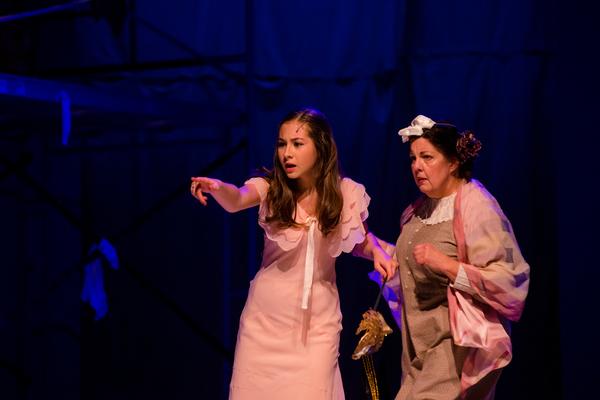 Photo Flash: The Media Theatre Presents ROMEO AND JULIET'