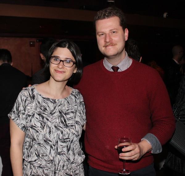 Maya Cantu and Hunter Kaczorowski