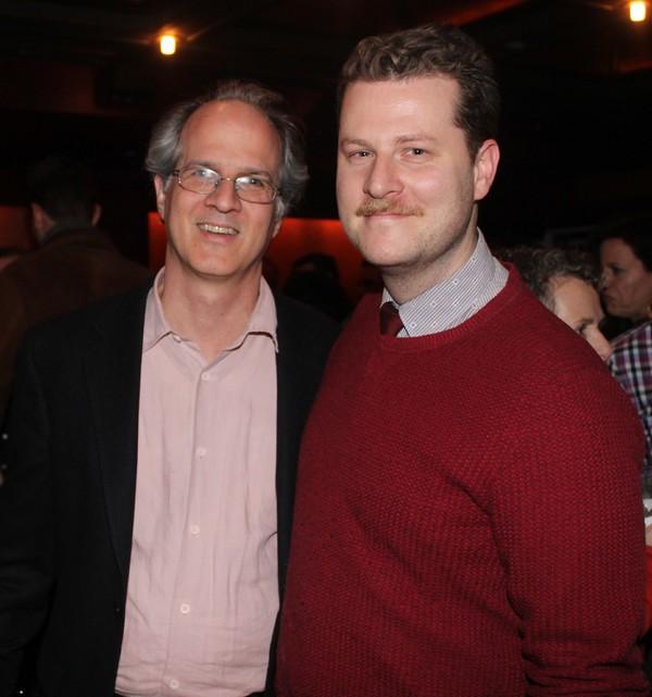 Jonathan Bank and Hunter Kaczorowski