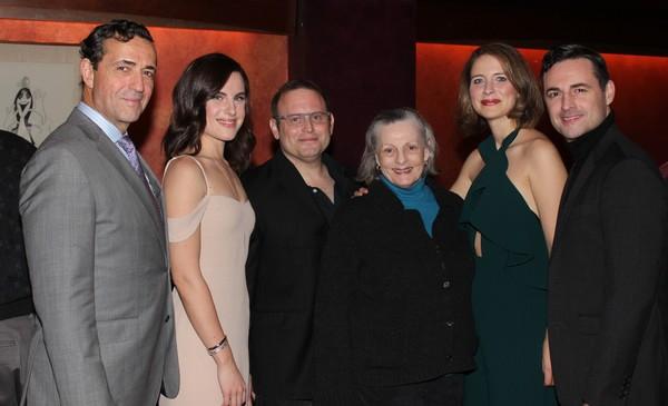 Stephen Schnetzer, Mikaela Izquierdo, Todd Cerveris, Dana Ivy, Elisabeth Gray and Max Photo