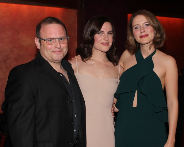 Todd Cerveris, Mikaela Izquierdo and Elisabeth Gray Photo
