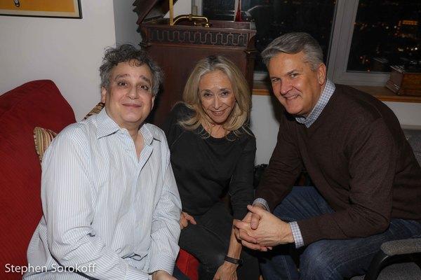 Sidney Myer, Eda Sorokoff, Richard Hillman