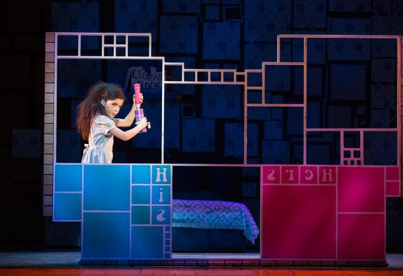 BWW Review: Fun and Cheeky MATILDA - The Musical Amuses at Segerstrom Center