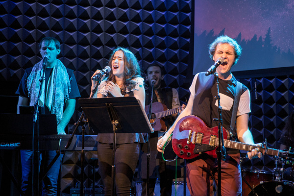 Photo Flash: Musical Theatre Factory Presents DISCOUNT GHOST STORIES at Joe's Pub