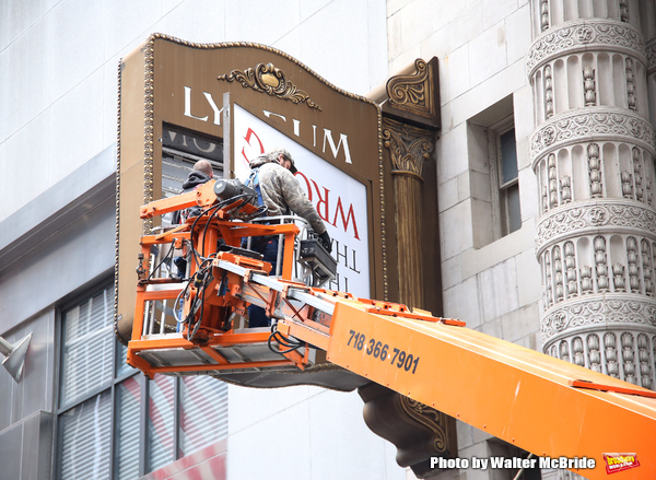 Up on the Marquee: THE PLAY THAT GOES WRONG