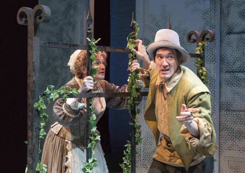 BWW Review: David Ives' Verse Comedy, THE LIAR, Offers Alternative Corneille