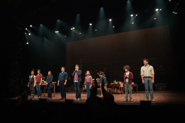 Photo Flash: Alison Bechdel, Jeanine Tesori and More Celebrate FUN HOME's West Coast Premiere, Curran Re-Opening in San Francisco