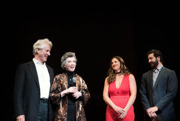 Dr. Jeffrey Hays, Carole Shorenstein Hays, Gracie Hays and Wally Hays