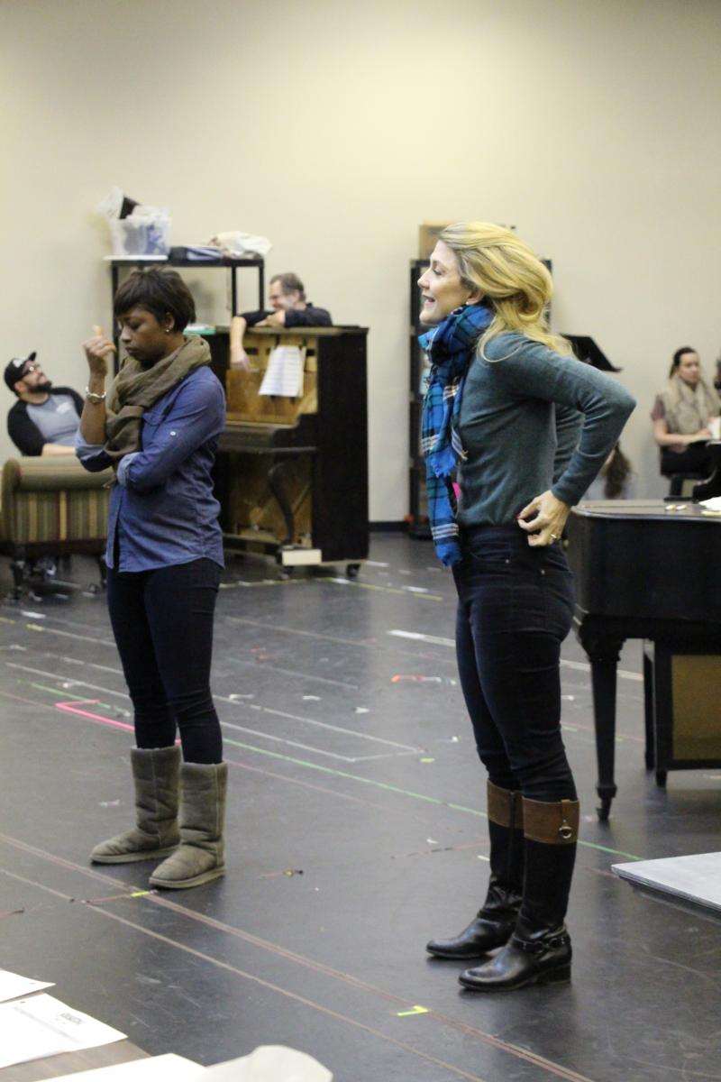 Exclusive: In Rehearsals With Drabinsky's SOUSATZKA - A Refugee Musical As Timely As Ever