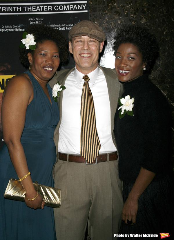 Saidah Arrika Ekulona & Kevin Greer & Yolonda Ross