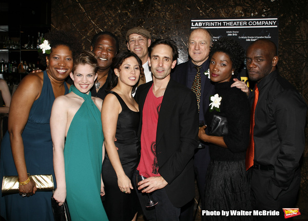 Photo Coverage: BroadwayWorld Remembers Kevin Geer