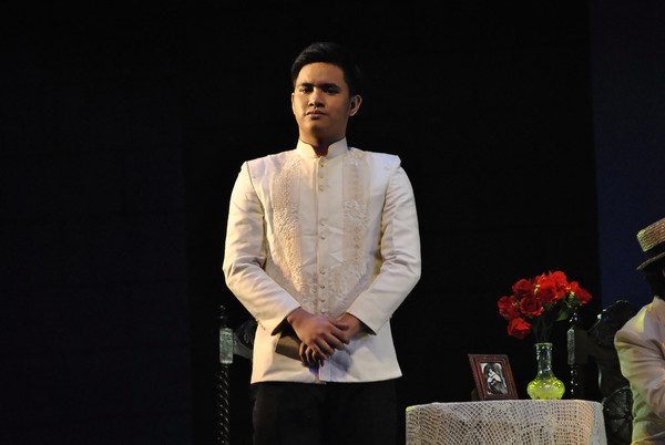Photo Coverage: First Look at NOLI ME TANGERE, The Opera 60th-Anniversary Production
