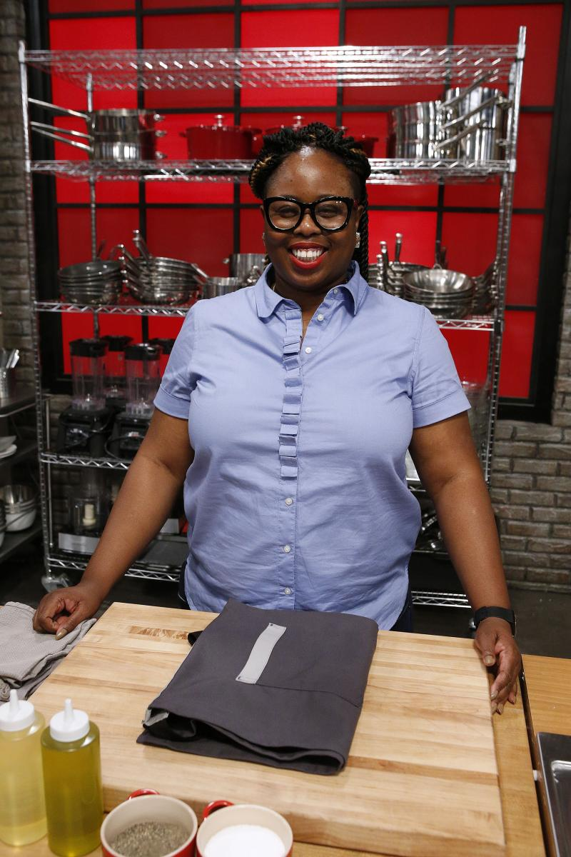 BWW Interview: Houstonian Ann Odogwu Is One of Food Network's WORST COOKS IN AMERICA!