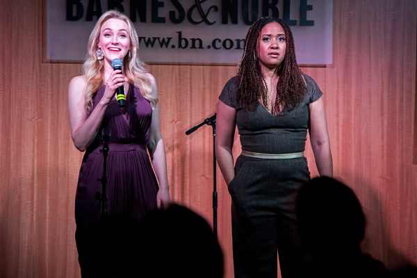 Betsy Wolfe, Tracie Thoms