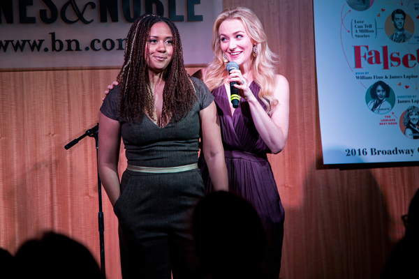 Tracie Thoms, Betsy Wolfe