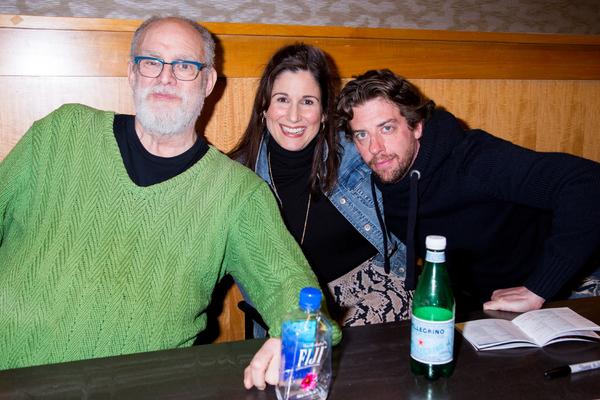 William Finn, Stephanie J. Block, Christian Borle
