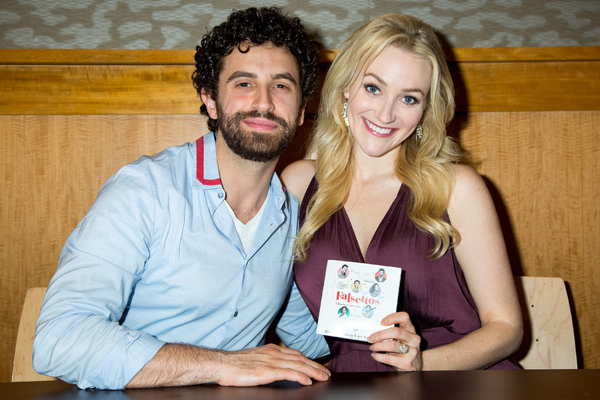 Photo Coverage: FALSETTOS Sings Out at CD Signing