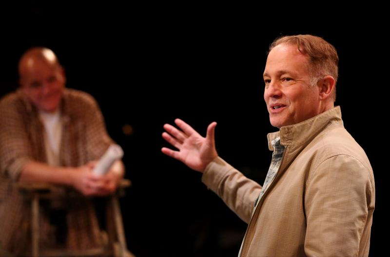 BWW Review: WHO AM I THIS TIME? Is A Hoot At Stages Repertory Theatre