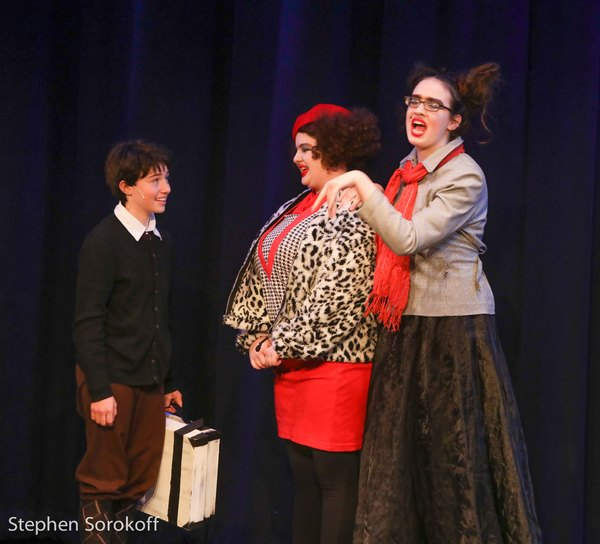 Photo Coverage: Benj Pasek & Justin Paul's JAMES AND THE GIANT PEACH Presented by NiCori Studios