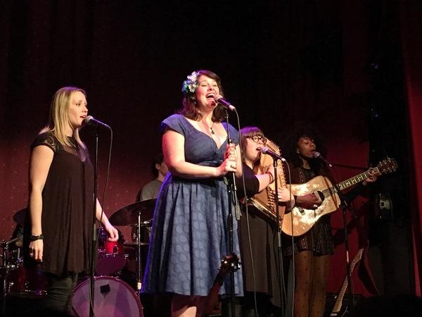 Haven Burton, Lauren Elder, Allison Guinn, Maya Sharpe Photo