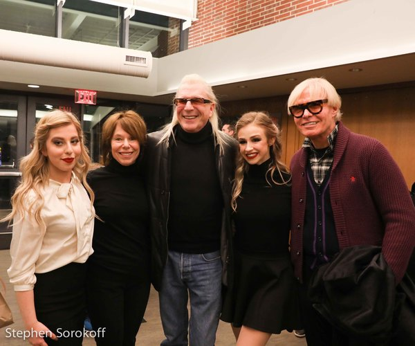 Skylar Greenwald, Lissa Levin, Ron Abel, Mollie Hearon, Chuck Steffan Photo