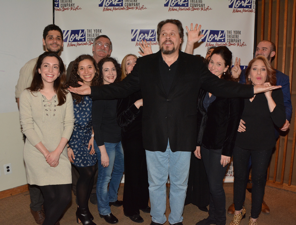 Jessica Fontana, Perry Sherman, Abby Goldfarb, John Little, Joanne Lessner, Alix Korey, Mark Delavan, Anne Ruolfsson, Joy Hermalyn, Ari Axelrod and Jacob Heimer