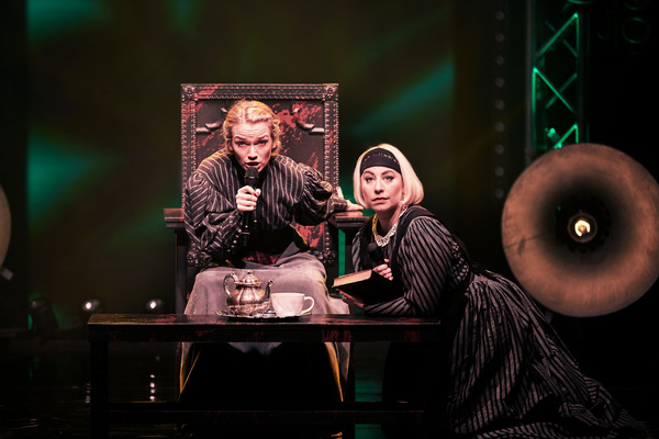 Photo Flash: New Photos Just Released for LIZZIE at Greenwich Theatre