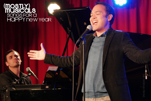Randy Guiaya makes his #mmLA debut with Harold Arlen's 'With the Sun Warm Upon Me'