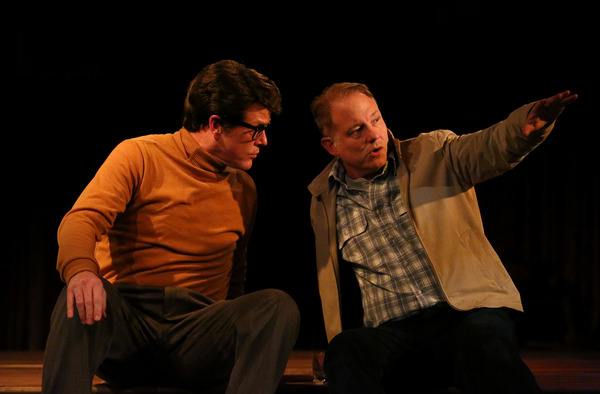 Photo Flash: First Look at 'WHO AM I THIS TIME?' at Stages Repertory Theatre