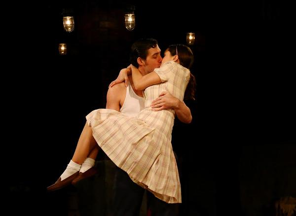 Jason Duga and Emily Neves