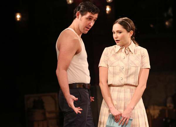 Photo Flash: First Look at 'WHO AM I THIS TIME?' at Stages ...