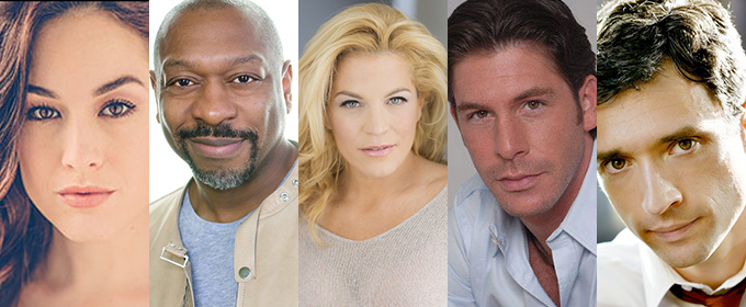 Richard H. Blake, Alison Luff, Alton Fitzgerald White and More Set for 'BROADWAY SPOTLIGHT' at Ocean State Theatre