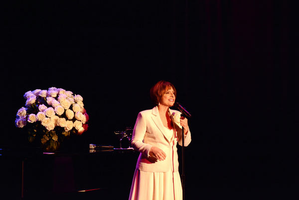 Patti LuPone at the Engeman Theater